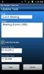 My Simple Task List screenshot 4/6