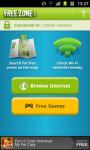 Free Zone - Wi-Fi screenshot 1/4