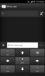 Adaptxt Keyboard - Phone screenshot 1/6