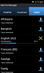 Adaptxt Keyboard - Phone screenshot 6/6