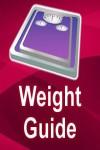 Weight Guide Free screenshot 1/1