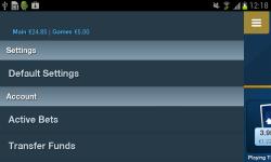 Poker Inplay screenshot 6/6