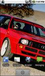Audi Quatro HD Live Wallpapers screenshot 3/3