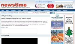 NewsTime screenshot 1/1