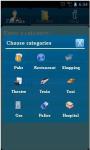 Place Finder App screenshot 2/6