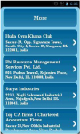 Place Finder App screenshot 3/6