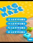 Veg Maze Free screenshot 3/6