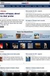 News24 iPad Edition screenshot 1/1