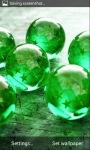 Glass balls LWP screenshot 2/3