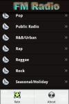 mm radio free screenshot 1/2