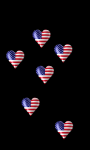 American Hearts Live Wallpaper screenshot 1/3