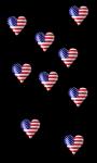 American Hearts Live Wallpaper screenshot 3/3
