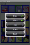 Princess Puzzle Tile Puzzle screenshot 3/4