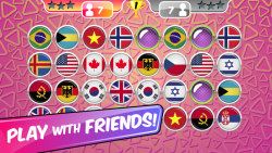 Educational Memory Game–Flags screenshot 3/5