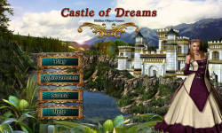 Free Hidden Objects Game - Castle of Dreams screenshot 1/4