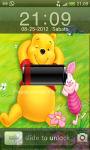 Winnie Pooh Iphone Go Locker AA screenshot 3/3