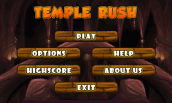 Temple Rush  screenshot 2/5