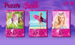 Barbie Puzzle-SS screenshot 1/4