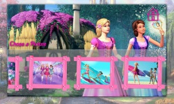 Barbie Puzzle-SS screenshot 2/4