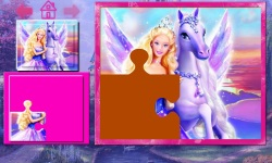 Barbie Puzzle-SS screenshot 3/4