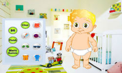 Baby Timmy Dress Up screenshot 1/4
