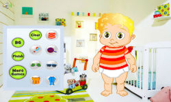 Baby Timmy Dress Up screenshot 2/4