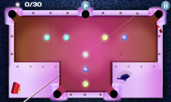 Girls Lunar Pool screenshot 4/4