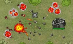 Cannon Tower Defense II screenshot 2/4