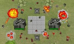 Cannon Tower Defense II screenshot 3/4