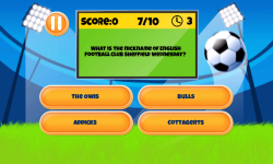 Soccer Quiz Fun screenshot 4/6