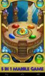 5in1 Marble Game screenshot 1/6