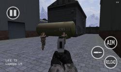 FPS War - Shooter simulator 3D screenshot 1/3