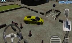 Vehicle Parking 3D screenshot 1/6