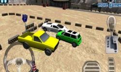 Vehicle Parking 3D screenshot 2/6