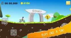 Bike X Racing - Crashtest Hero screenshot 3/5