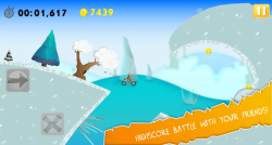Bike X Racing - Crashtest Hero screenshot 4/5