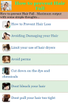 How to prevent Hair Fall screenshot 2/3