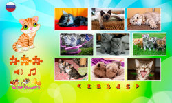 Kittens Puzzles screenshot 5/5