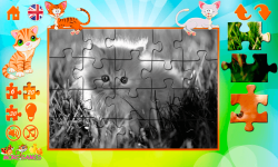 Kittens Puzzles screenshot 2/5
