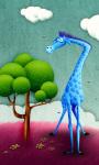 Giraffe Live Wallpaper screenshot 1/3