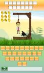 Hangman Vocabulary Game screenshot 1/4