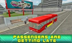Bus Driving : City Simulator screenshot 1/4