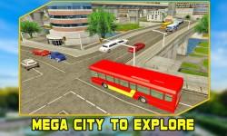 Bus Driving : City Simulator screenshot 2/4