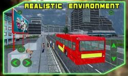 Bus Driving : City Simulator screenshot 3/4