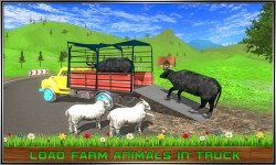 Offroad Transport Farm Animals screenshot 1/3