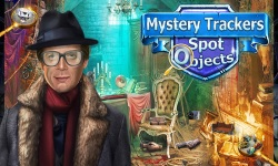 Mystery Trackers Spot Objects screenshot 1/5