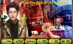 Mystery Trackers Spot Objects screenshot 2/5
