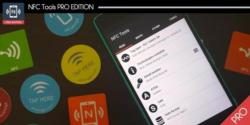 NFC Tools - Pro Edition active screenshot 2/6