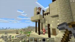 Minecraft Pocket Edition 3 hd screenshot 2/3