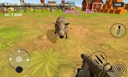 Wild Zoo Animals Hunting City screenshot 1/6